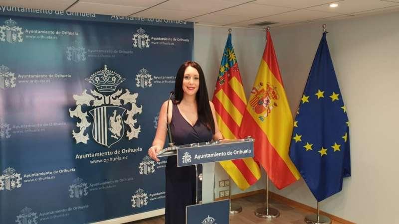Almudena Baldó, concejal de Bienestar Social e Igualdad / EPDA