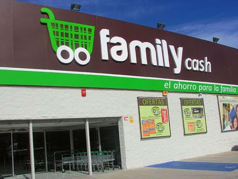 Supermercado Family Cash de Xàtiva. EPDA