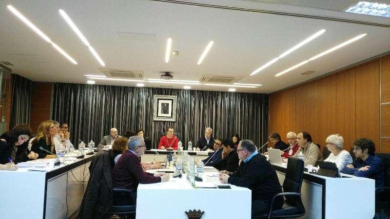 Sesión plenaria en Riba-Roja del Túria. EPDA