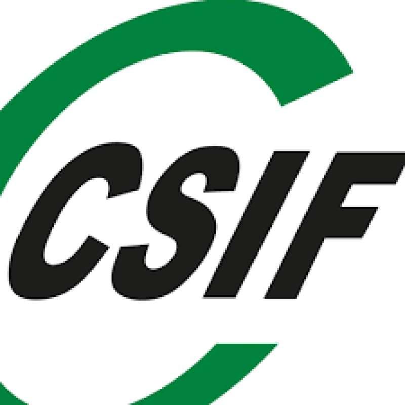 Logo CSIF. EPDA