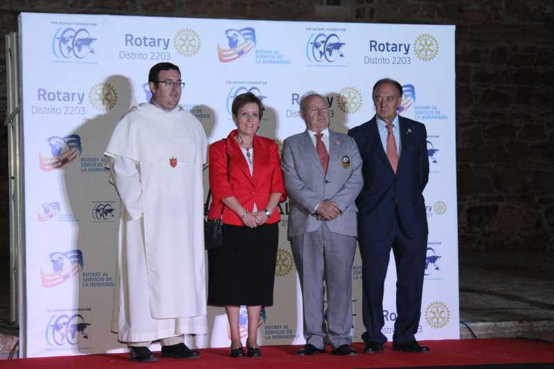 Conmemoración del centenario de la Fundación Rotaria