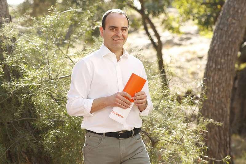 Domingo Vicent, portavoz de Ciudadanos en el Ayuntamiento de Vila-real. EPDA