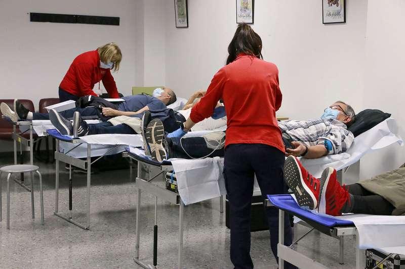 Donació de sang del mes de desembre. EPDA