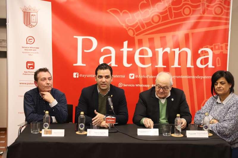 Presentación del proyecto en rueda de prensa. EPDA
