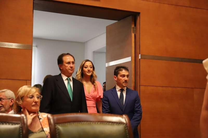 Representantes de Ciudadanos en la Diputación de València. CIUDADANOS