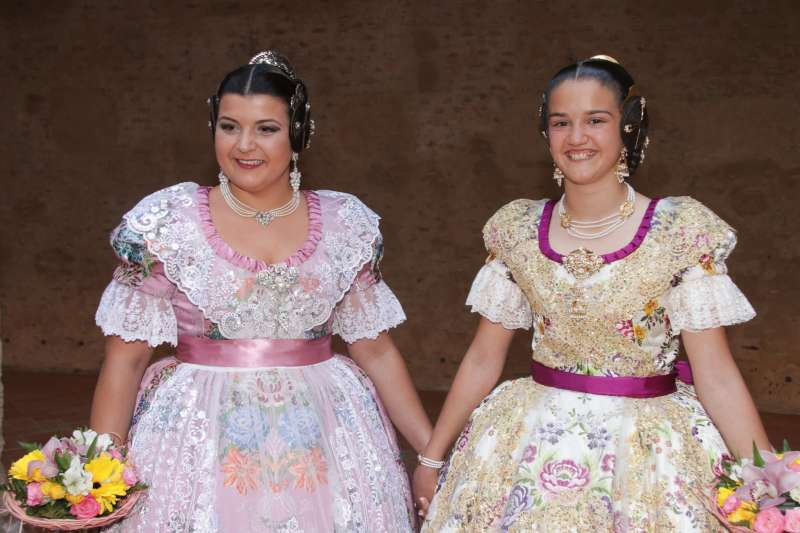 Sara Morcillo i Judith Díaz