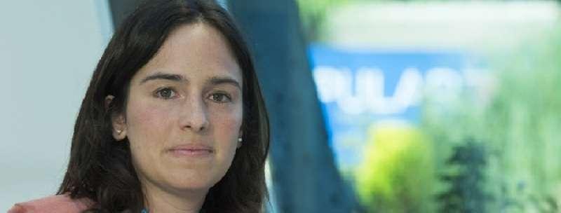 La número dos de la candidatura del PP al Congreso por la provincia de Valencia, Belén Hoyo