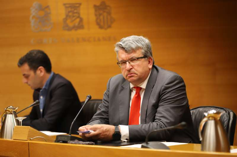 Fernando Llopis, diputado de Ciudadanos./ PDA