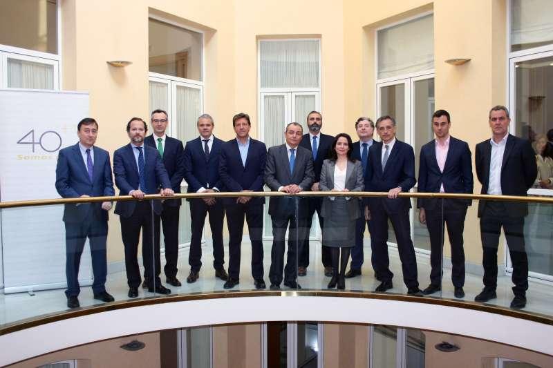 Miembros del Comité de Dirección de Hidraqua