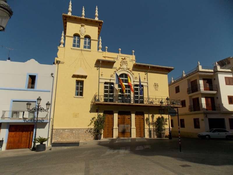 Ajuntament de Riba-roja. / EPDA