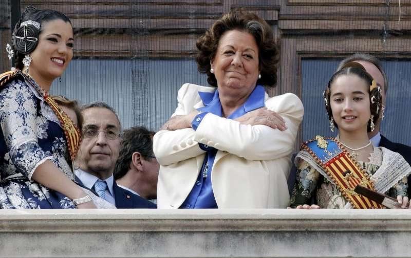 Rita Barberá. EFE