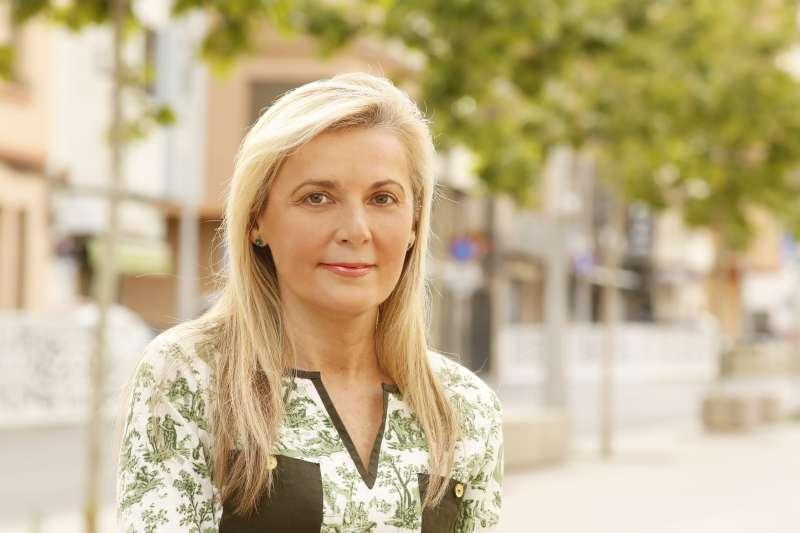La portavoz adjunta Ciudadanos (Cs) en el Ayuntamiento de Vila-real, Natalia Gil. EPDA