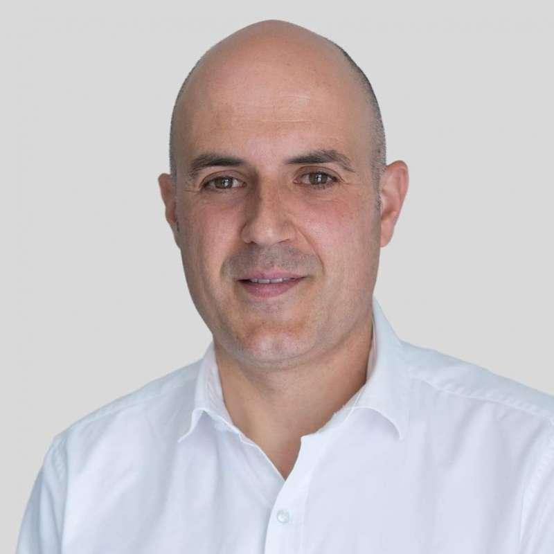 Portavoz de Ciudadanos Torrent, Raúl Claramonte. EPDA