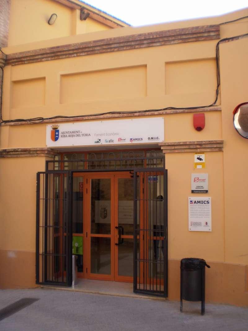 Oficina de Fomento de empleo. / EPDA