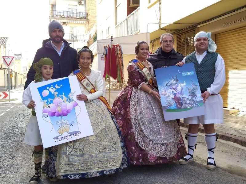 Clausura de la XXXVI setmana cultural de la Falla Eduardo Merello. EPDA