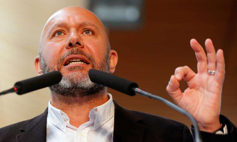 El diputado nacional Ricardo Sixto. EFE/Archivo