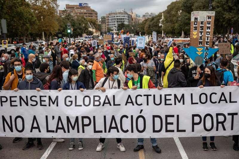 Manifestación/EFE