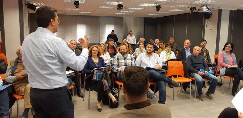 Candidatos del PP en Horta Sud y Horta Nord