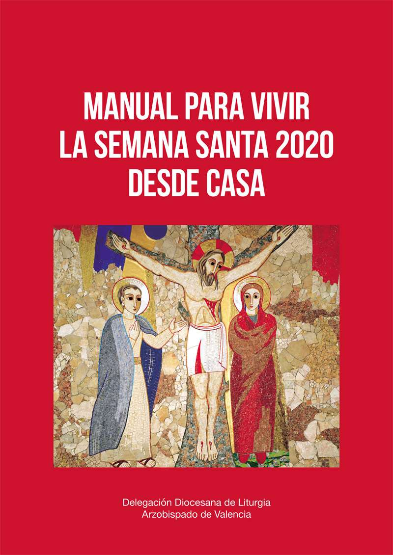 Portada del manual del arzobispado de Valencia.