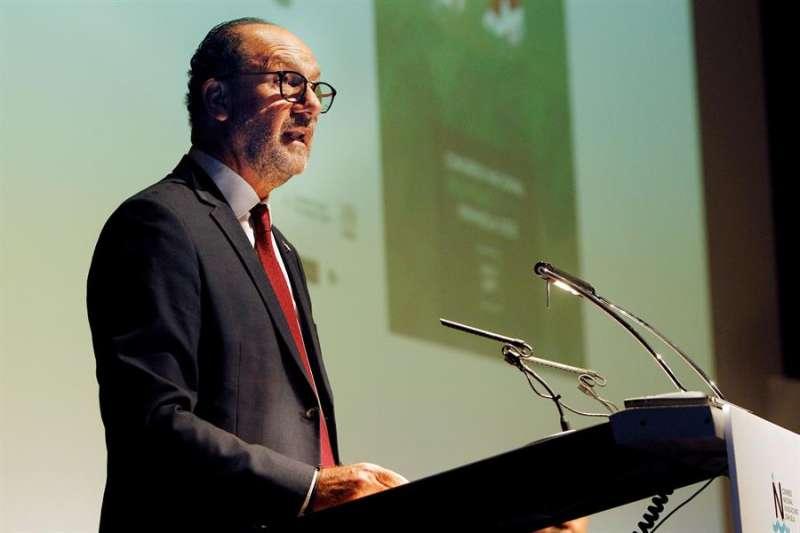 El alcalde Orihuela, Emilio Bascuñana, en una imagen de archivo. EFE