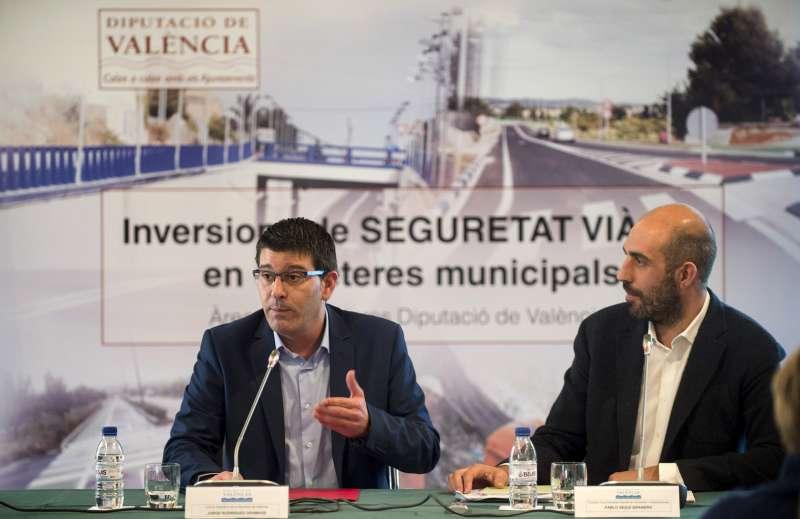 La Diputació iniciará en 2018 las obras de la variante norte de Bétera para evitar el colapso de tráfico en el municipio