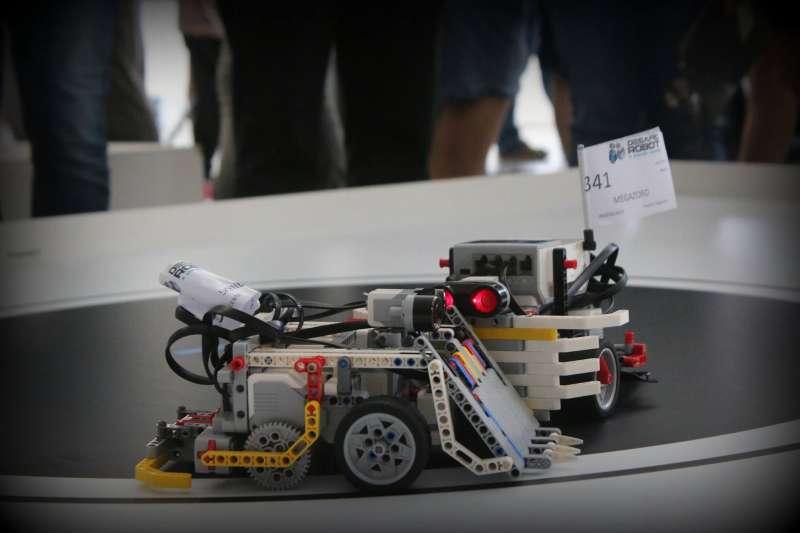 Pieza de robótica. EPDA