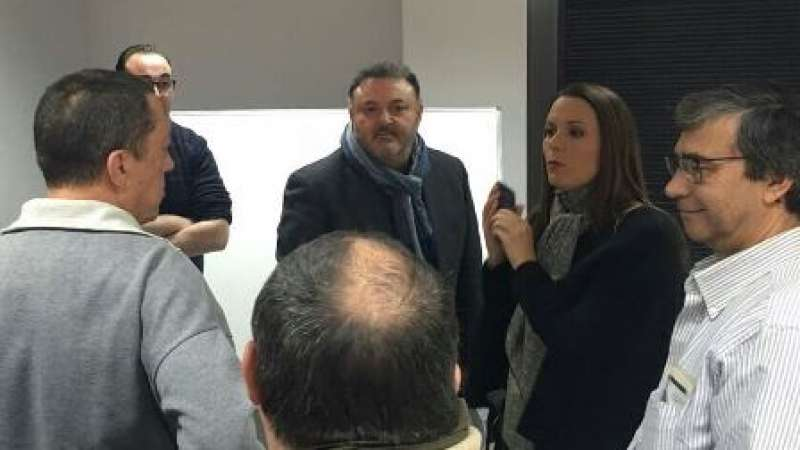 Manolo García i Amparo Orts. EPDA
