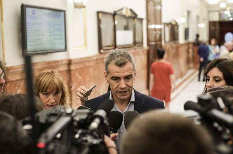 El diputado por Valencia en el Congreso de los Diputados Toni Cantó.