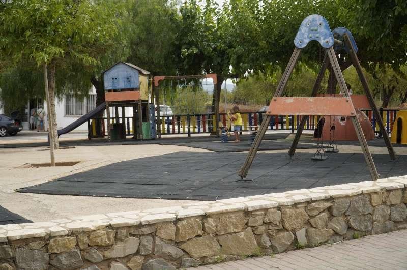 Parc infantil de la Tanca. EPDA