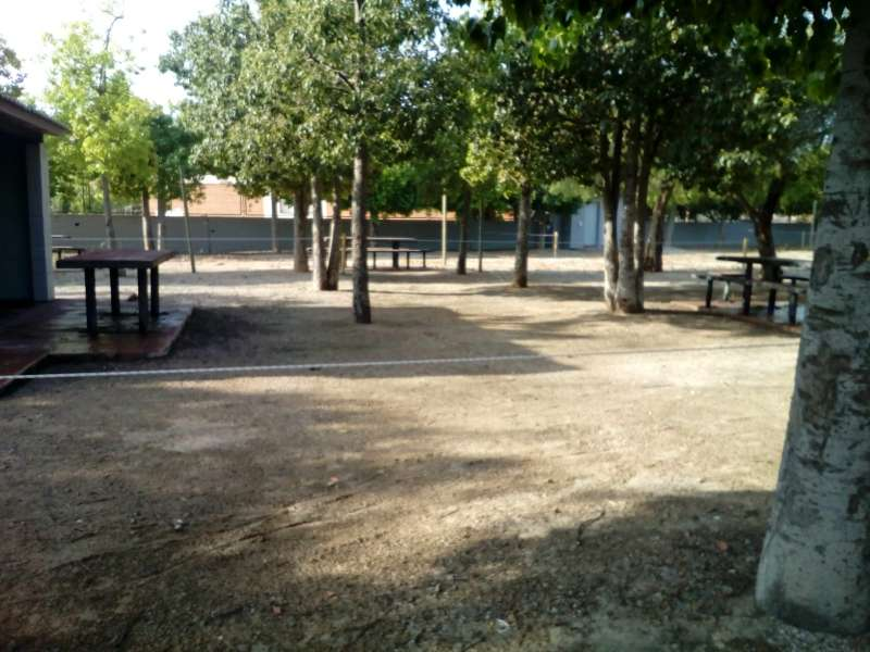 La zona de Montealto en Benetússer. EPDA