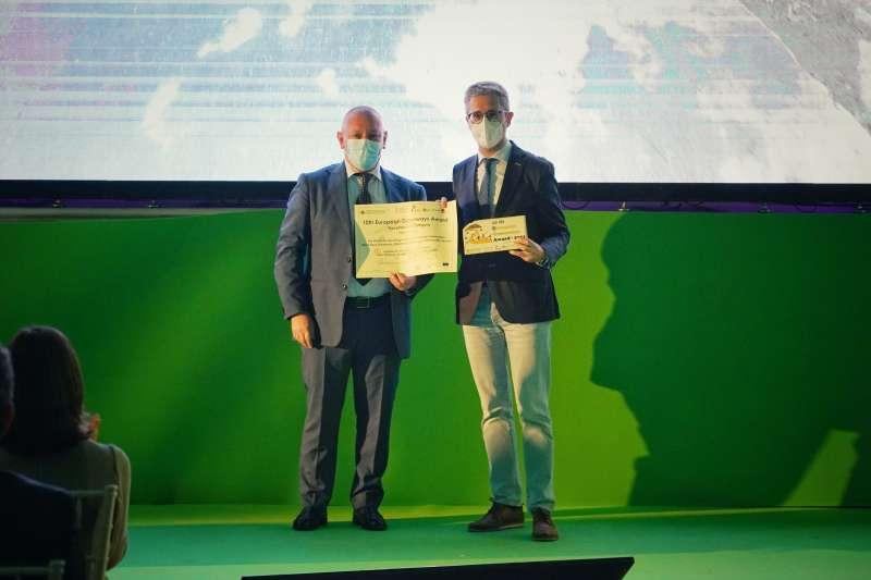 Arcadi España ha recogido el premio