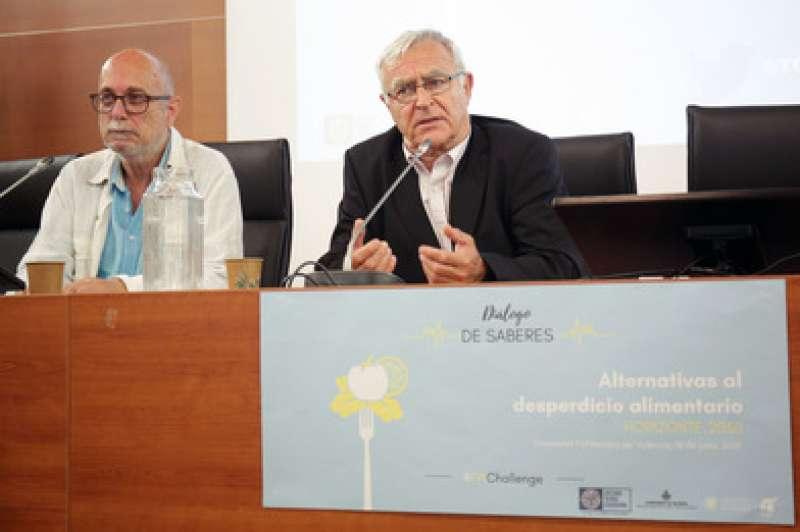 El alcalde Joan Ribó participó en los