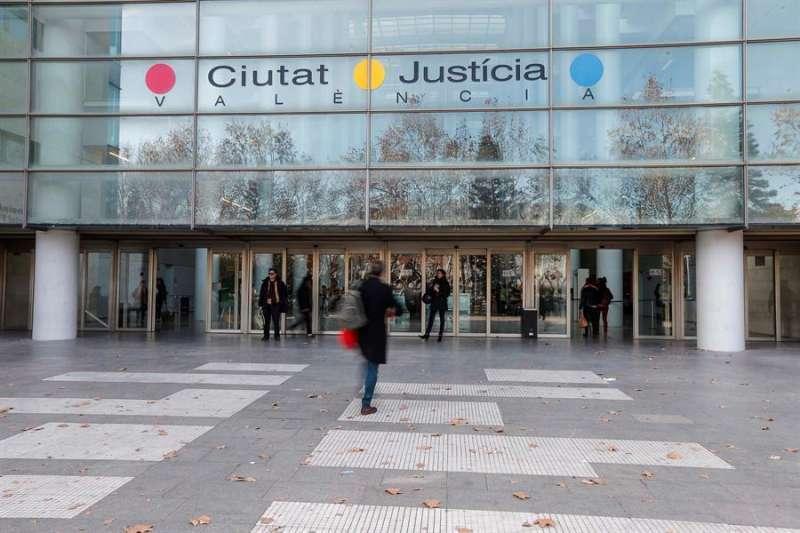 Imagen de archivo de la Ciudad de la Justicia de Valencia./ EPDA