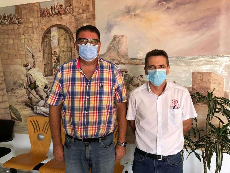Paco Avargues y José Malagón/EPDA