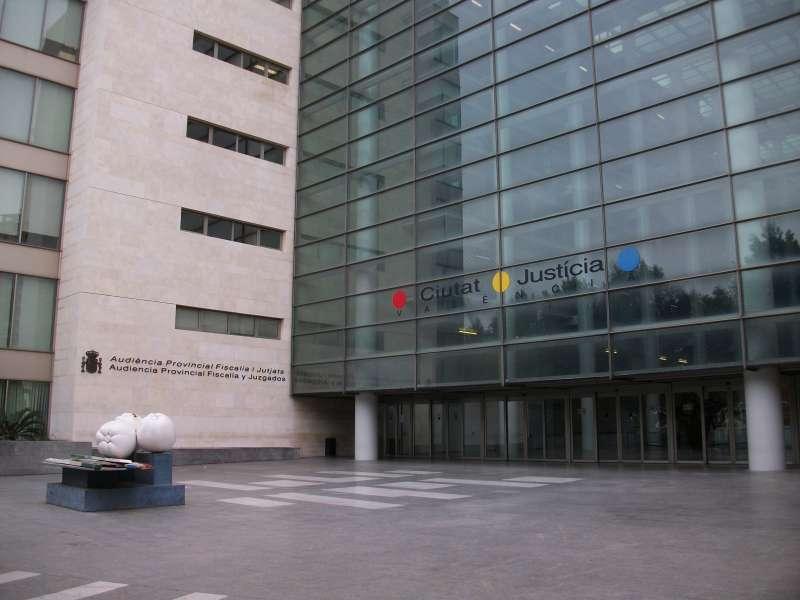 Ciudad de la Justícia de València