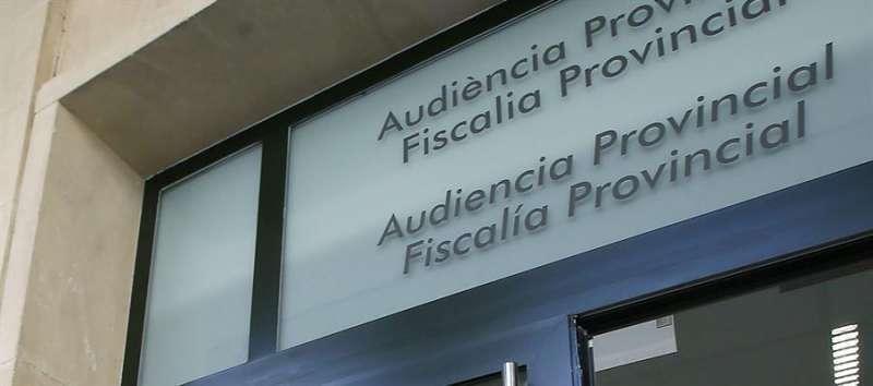Imagen de archivo de la Audiencia Provincial de Alicante./ EPDA
