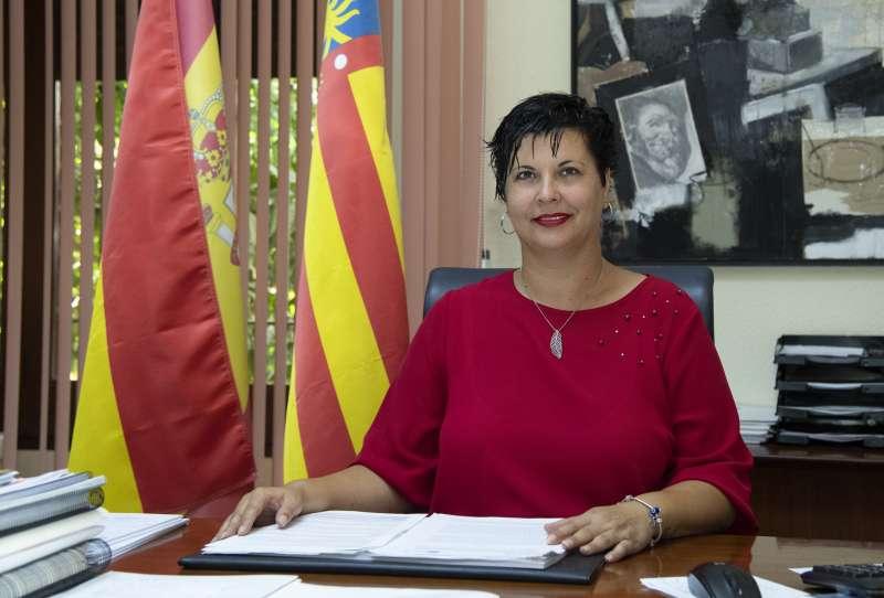 Patricia Puerta, vicepresidenta de la Diputación