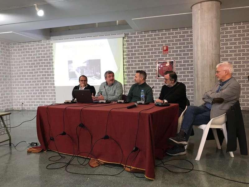 El diputat de Medi Ambient, Josep Bort