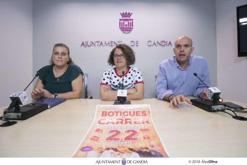 Presentació de la campaña. EPDA