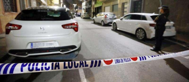 Imagen de una calle de Elda. EFE/Archivo