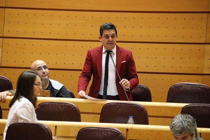 Carles Mulet interviene en el Senado