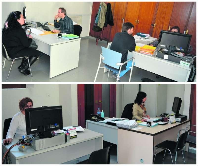 Desde el jueves el ayuntamiento de benet sser abre sus for Oficina de correos horario de atencion al publico