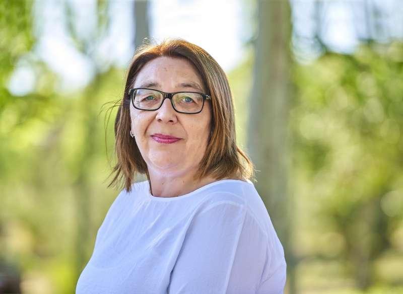 La concejal de Sanidad, Alicia Molina