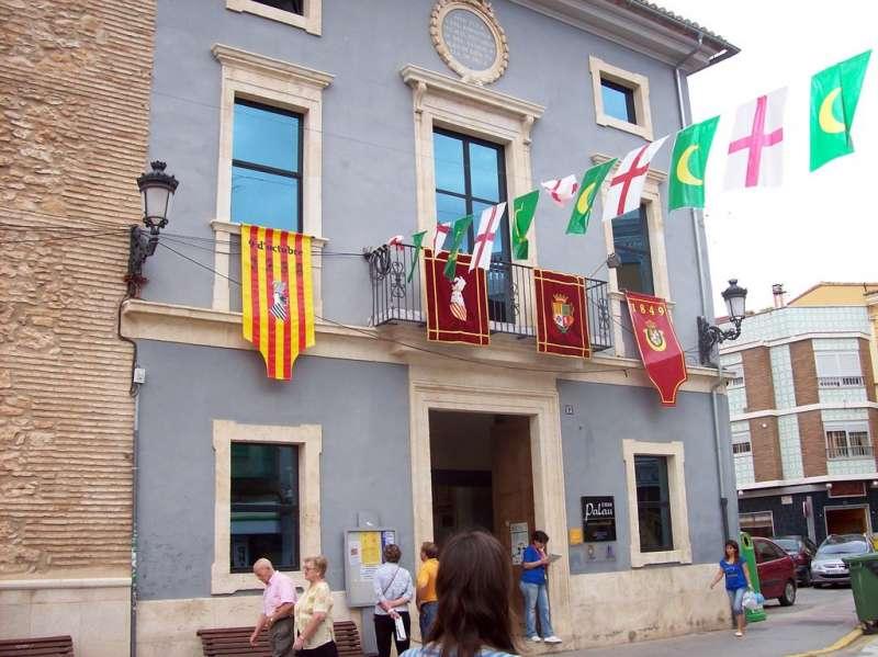 Ayuntamiento de Silla, en una imagen de archivo. EPDA