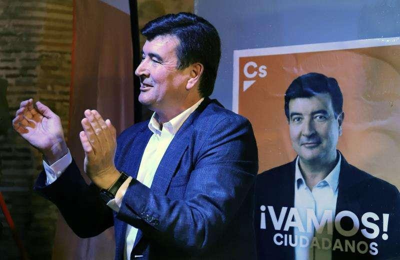 El candidato por Ciudadanos a la alcaldía de Valéncia, Fernando Giner. EFE/Archivo