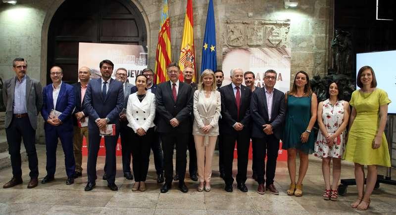 Presentación del Plan de Infraestructuras Judiciales para la Comunitat Valenciana