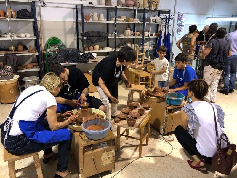 Cursos de ceràmica
