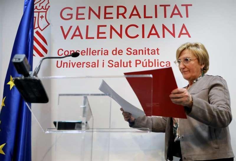 La consellera Ana Barceló. EPDA/Archivo
