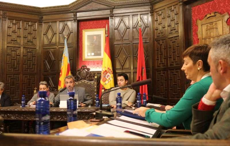 Debate presupuestario en el pleno