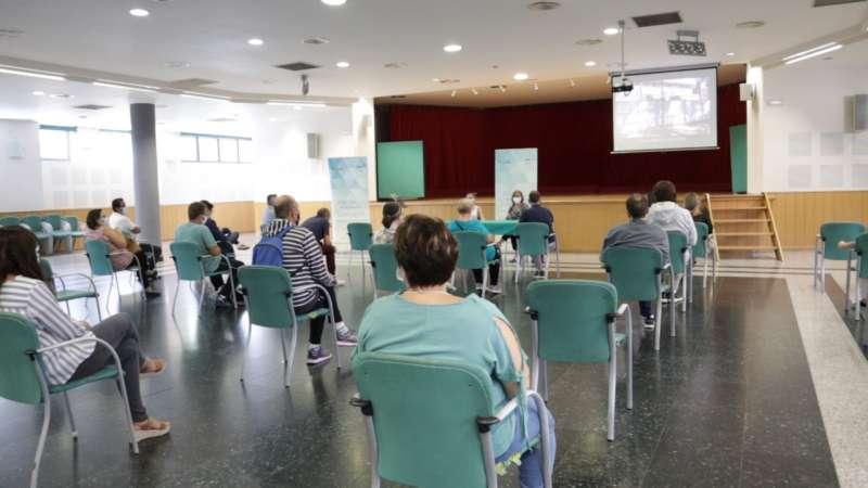 Programa Prisma en La Pobla de Vallbona. / EPDA